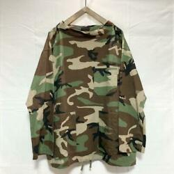 Engineered Garments Workaday Smock Popover Ripstop Camo Tops Men's Size S Used
