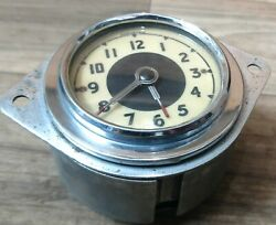 1935 Packard Clock Excellent Fully Reconditioned 1936