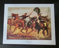 Don Stivers - Medal Of Honor - Collectible Civil War Print