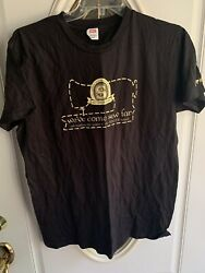 The Singer Sewing Machine Co. 160th Anniversary T-shirt Xl And L Nwot