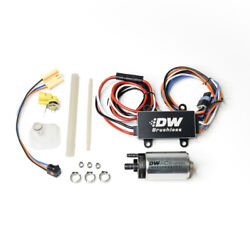 Deatschwerks Dw440 440lph Brushless Fuel Pump Single/dual Controller And Install