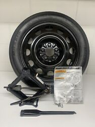 2005 - 2011 Mustang 17 Maxxis T155/70r17 Spare Compact Tire Wheel A Jack Kit