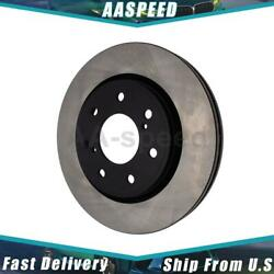 1x Front Disc Brake Rotor Centric Parts For 2010-2014 Ford F-150