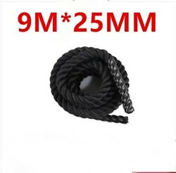 9m Fitness Heavy Undulation Battle Rope Home Workout Strength Training Rope