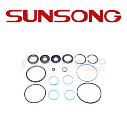 Sunsong Steering Gear Seal Kit For 1990-1996 Ford F Super Duty 7.3l 7.5l V8 Us