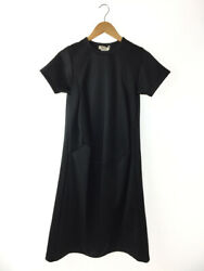 Comme Des Garcons Short-sleeved Jersey Dress/s/polyester/ga-t003/ad2017