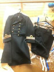 Ww2 Imperial Japanese Navy Medical Captain Normal Dress Top And Bottom Free Ship
