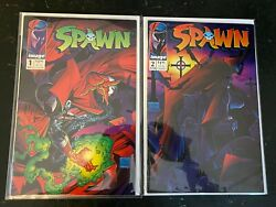 Spawn 1-20 First Appearance Of Spawn, Sam And Twitch, Violator, 1 2 3 4 5