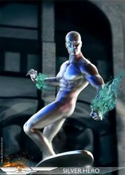 Add Toys Ad05 1/6 Silver Surfer Norrin Radd Normal Ver. Action Figure Doll Toy
