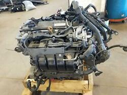 2020 Toyota Camry Engine 2.5l Fwd 21d0551