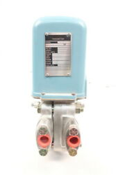 Foxboro 13a-hs2 Differential Pressure Transmitter 0-850in-h2o