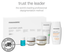 Mesoestetic Cosmelan Treatment New Pack- Full 5 Products Kit Exp. 11/2023