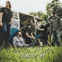 Whiskey Myers – Road Of Life 2008 Smith Music Group – Sed709 New Cd Sealed