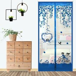 Summer Anti Net Insect Mesh Mosquito Fly Bug Curtain Automatic Closing Door