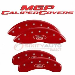 Mgp Caliper Covers Disc Brake Caliper Cover For 2018-2019 Ford Expedition - Co