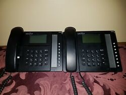 Lot Of 2 Talkswitch Ts-350i Ip Phones Fortivoice