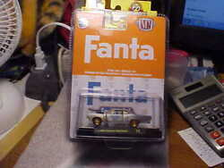 M2 Fanta Chase Limited Edition To 250 Raw 1969 Plymouth Road Runner