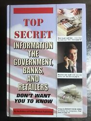 Top Secret Information The Government Banks amp; Retailers Dont Want You To Know