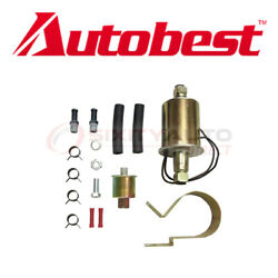 Autobest Externally Mounted Electric Fuel Pump For 1982-1989 Ford F800 6.1l Vo