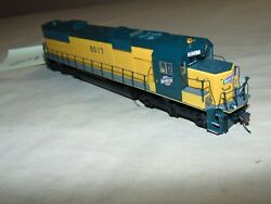 Walthers Pronto Ho 8017 Chicago Northwestern Diesel W/dcc And Sound..509..