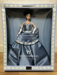 Barbie Doll Wedgwood L.blue England 1759 Collectables Collection Toys 849/ak