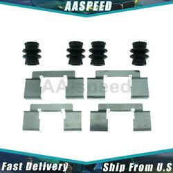 1x Front Disc Brake Hardware Kit Centric Parts For 2003-2005 Dodge Neon