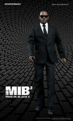 1/6 Real Masterpiece Collectable Figure / Men In Black 3 Will Smith As Agent J