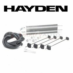Hayden Power Steering Cooler For 1992 Chevrolet Commercial Chassis - Jh