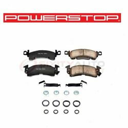 Powerstop Front Disc Brake Pad And Hardware Kit For 1973-1975 Buick Apollo - Qx
