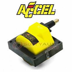 Accel Ignition Coil For 1989-1991 Isuzu Trooper 2.8l V6 - Wire Boot Spark Ne