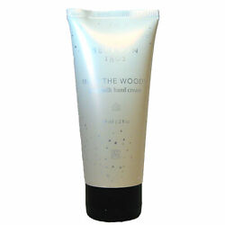 Beekman 1802 Goat Milk HAND Cream in INTO THE WOODS 2.0 oz Tube NEW amp; SEALED