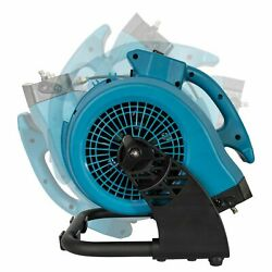 Xpower Fm-48 Powerful 600 Cfm 3-speed Portable Commercial Outdoor Misting Fan