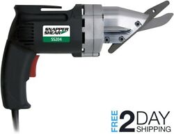 """Pactool Ss204 Snapper Shear For Cutting Up To 5/16"""" Fiber Cement Siding, 4.8 A"""