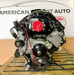 Engine Assembly Chevy Tahoe 07 08 09 5.3l Vin J 8th Digit Opt Ly5 Tested