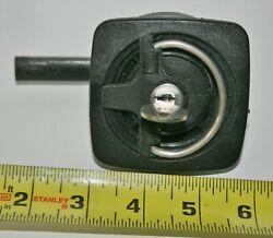 Flush Mount Cam Latch With Spacer And Nut Hatch Door Key Locking Th Marine Boat Rv