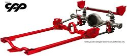 1962-67 Chevy Ii Nova Total Cost Involved Tci 4-link Suspension Kit 528-5102-00