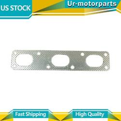1 Exhaust Pipe Flange Gasket Bosal Usa Fit Bmw 325ci 2005-2006