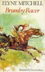 Brumby Racer By Mitchell Elyne Hardback Book The Fast Free Shipping