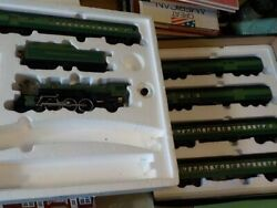 American Models Southern Crescent Limited S Scale Steam Passenger Train