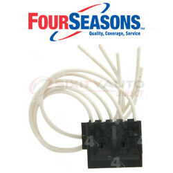Four Seasons A/c Compressor Time Delay Relay Harness For 1982-1984 Gmc Pa