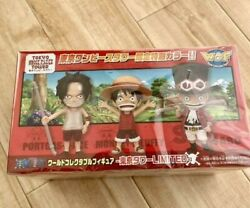 One Piece World Collectable Tokyo Tower Limited Special Color Figure New