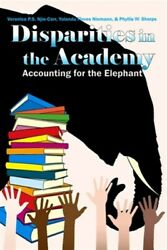 Disparities In The Academy Accounting For The Elephant Paperback By Njie-c...