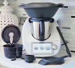 Vorwerk For-thermomix Tm6 Built-in Wifi Countertop Appliance 110v