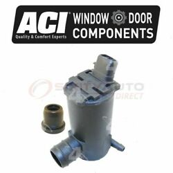 Aci Front Windshield Washer Pump For 2004-2011 Chevrolet Aveo - Wiper Fluid Ag