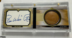 2020 Transcendent Collection Pee Wee Reese. Brooklyn Dodgers- Shortstop. 1/1