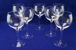 Lenox 7 Balloon Wine Glass 8 1/4 Made In The Usa