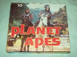 1975 Topps Planet Of The Apes Wax Box W/ 36 Unopened Wax Packs