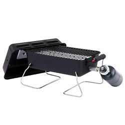New Char-broil 190 Sq In Cooking Area Portable Liquid Propane Gas Grill Freeship
