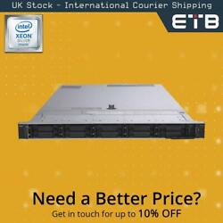 Dell Poweredge R640 1x10 2.5 - Xeon Silver Cpus - Build Your Own Server
