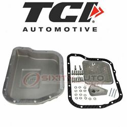 Tci Automatic Transmission Oil Pan For 1962-1967 Chrysler Imperial - Hard Aq